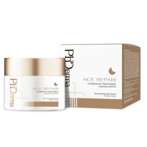 PhDerma Age Repair Gold Night Cream 50 ml.