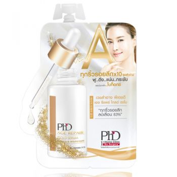 PhD Age Repair Gold Serum 5 ml.