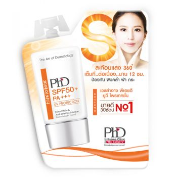 PhD UV Protection SPF50+ PA+++ 7 ml.