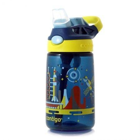 กระติกน้ำเด็กพร้อมหลอดดูด รุ่น GIZMO FLIP SPACE ADVENTURE[DS]