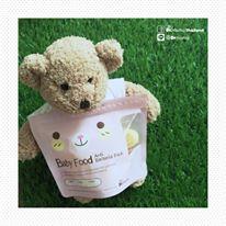 ถุงเก็บอาหารคุณภาพจากประเทศเกาหลี Dr.Mama Baby Foody (สีชมพู)