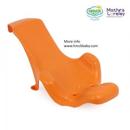 MLS102-01 อุปกรณ์เสริมเก้าอี้อาบน้ำ (สีส้ม)
