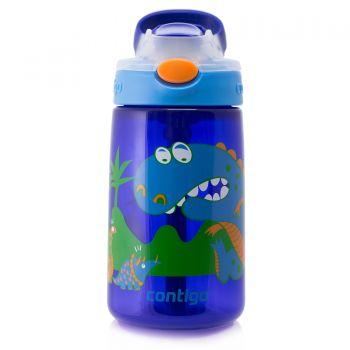 กระติกน้ำ Contigo Kids Gizmo Flip (ลายไดโนเสาร์)