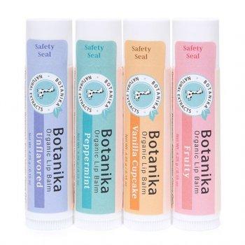 ลิปบาล์มบำรุงริมฝึปาก Organic Lip Balm