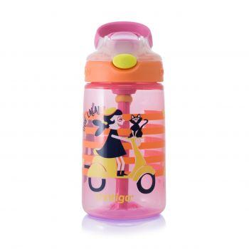 กระติกน้ำ Contigo Kids Gizmo Flip (ลายเด็กผู้หญิง)