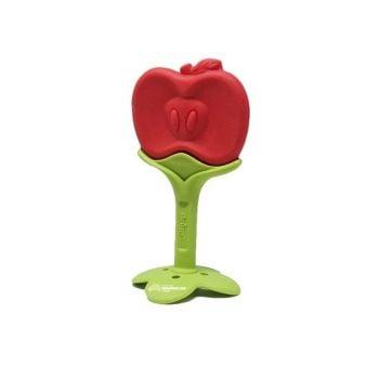 ของเล่นยางกัดรูปแอปเปิ้ล Ange