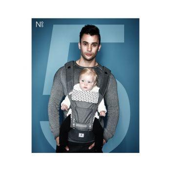 เป้อุ้มเด็ก POGNAE - No.5 Gray