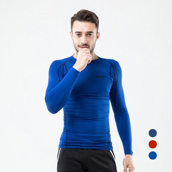 Ballop Man Underlayer Shirt Blue (Pre-Order)