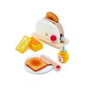 ของเล่นไม้ Hape Pop-up Toaster Set[DS]