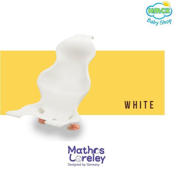 เก้าอี้อาบน้ำ Mathos LoreLey - สีขาว (MLS102-03)