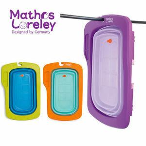 อ่างอาบน้ำซิลิโคนพับได้ Mathos loreley