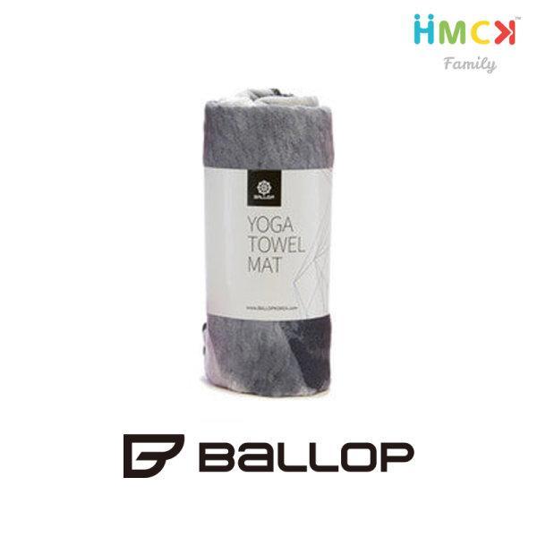 เสื่อโยคะ Ballop  สีดำ