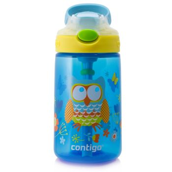 กระติกน้ำ Contigo Kids Gizmo Flip (ลายนกฮูก)