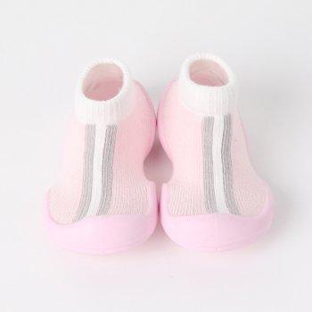 GGOMOOSIN รองเท้าเด็กหัดเดิน รุ่น Angle Line Pink