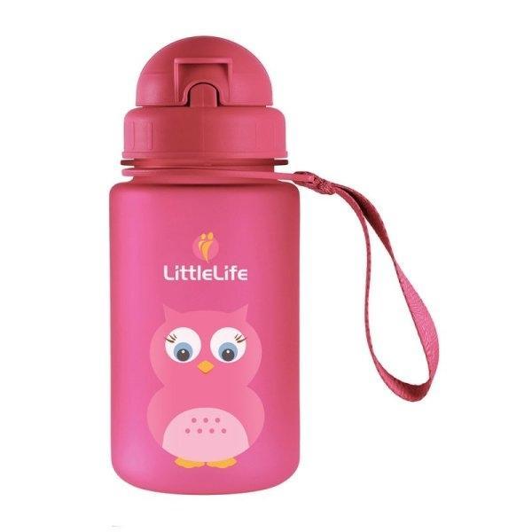 กระติกน้ำสำหรับเด็ก LittleLife ลายนกฮูก [DS]