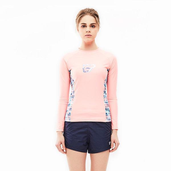 Ballop Woman Swim Shirt Rushguard 2019 Pink (Pre-Order)