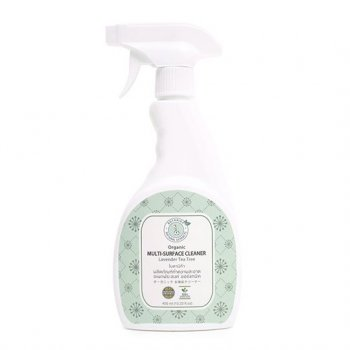 BNK009 ผลิตภัณฑ์ทำความสะอาดอเนกประสงค์ออร์แกนิค (Organic Multi-Surface Cleanser 450 ml)