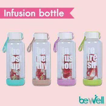 กระบอกน้ำ หมักผลไม้ Infusion bottle