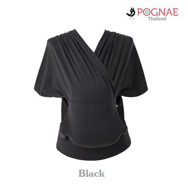เป้อุ้ม POGNAE Step One Original - Black