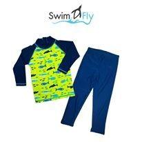 ชุดว่ายน้ำ Swimfly แบบแขนยาวและขายาว