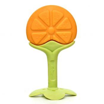 ของเล่นยางกัดรูปส้ม Ange