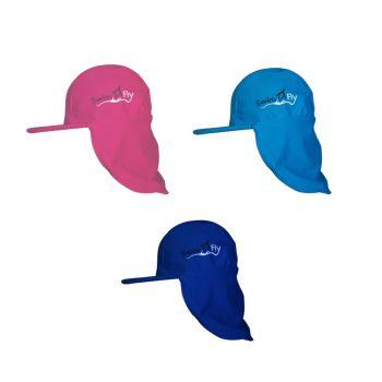 หมวกคลุมต้นคอ SWIMFLY Flaphat
