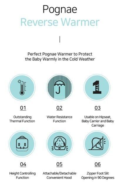 POGNAE Warmer รุ่น Utimate Warmth - Gentle Black