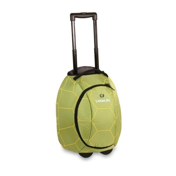 กระเป๋าล้อลาก LittleLife ลายเต่าเขียว [DS]