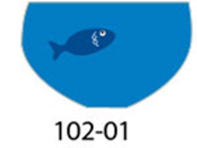 Swim Diaper กางเกงว่ายน้ำเด็กเล็ก Blue (WTC-WA101-01)