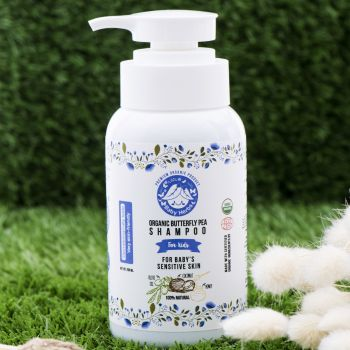 Baby herbs organic butterfly pea SHAMPOO