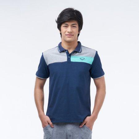 เสื้อโปโลแกรนด์สปอร์ต (สีกรม)รหัสสินค้า : 012229