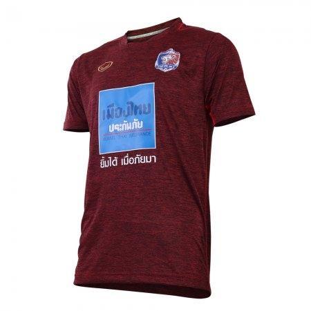 เสื้อซ้อมฟุตบอลท่าเรือ 2019(สีแดง) รหัส :038925