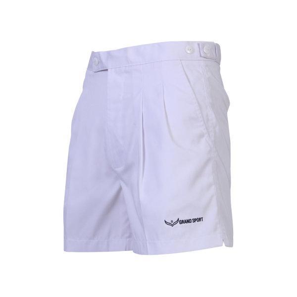แกรนด์สปอร์ต กางเกงขาสั้น (สีขาว) รหัส: 002157