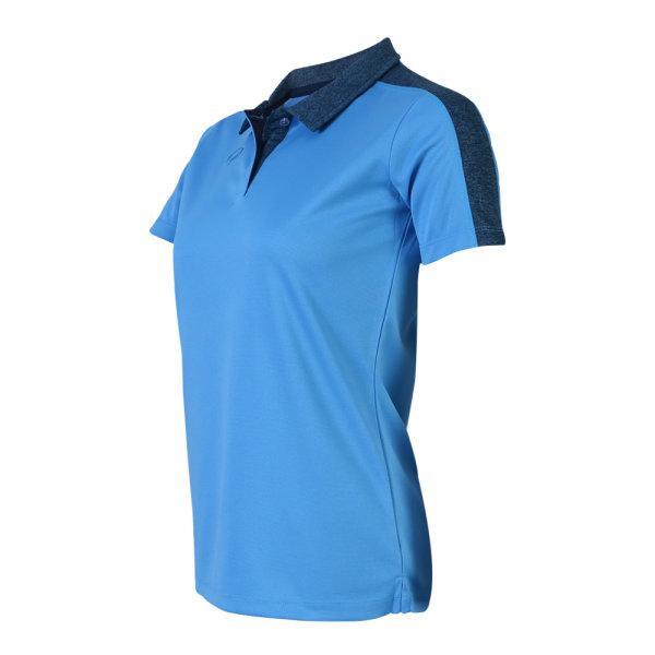 เสื้อโปโลหญิงแกรนด์สปอร์ต (สีฟ้า)รหัสสินค้า : 012773