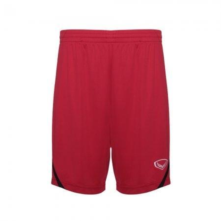 กางเกงฟุตบอลแกรนด์สปอร์ต (สีแดง) รหัส :001445