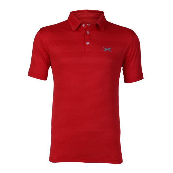 Men's XOLO GOLF SHIRT CODE : 040020 (Red)