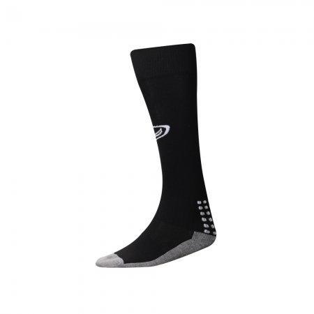 ถุงเท้ากีฬากันลื่นแบบยาว2018(สีดำ) รหัส:025119