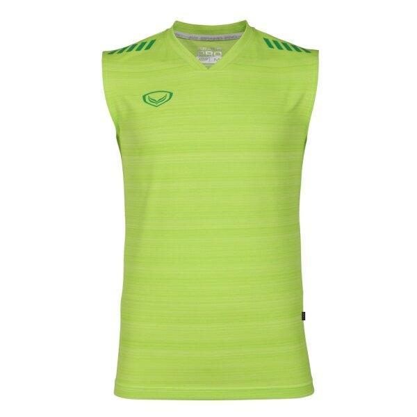 เสื้อกีฬา Grand pro รหัส :038326 (สีเขียว)
