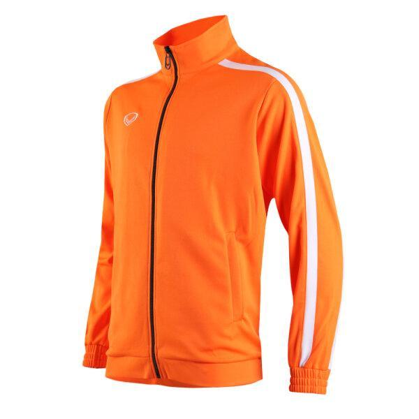 เสื้อวอร์มแกรนด์สปอร์ต รหัส : 016373 (สีส้มขาว)