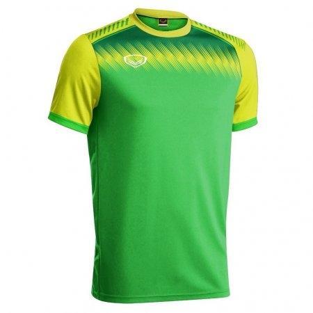 เสื้อกีฬาฟุตบอล แกรนด์สปอร์ต(สีเขียว) รหัส :011456