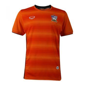 แกรนด์สปอร์ตเสื้อประตูฟุตบอลทีมชาติไทย รหัสสินค้า : 038229 (สีส้ม)