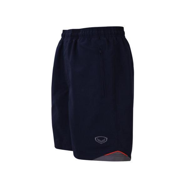 กางเกงขาสั้นแกรนด์สปอร์ต (สีกรม) รหัส:002203