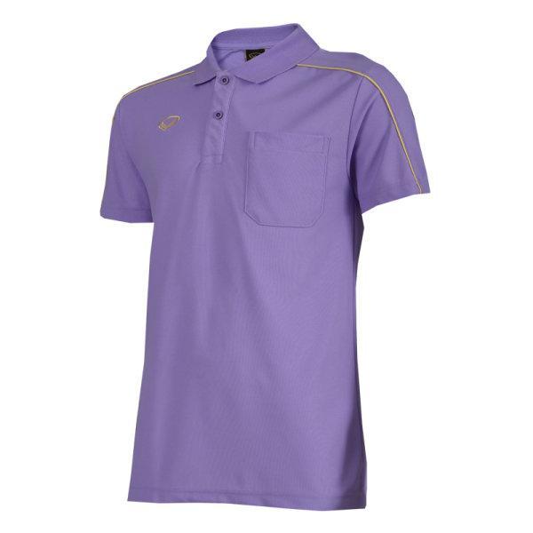 เสื้อโปโลชายแกรนด์สปอร์ต(สีม่วง) รหัส: 012495