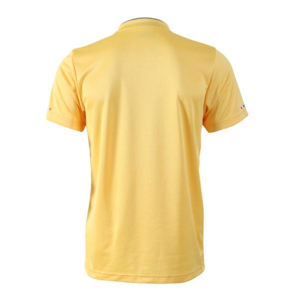 แกรนด์สปอร์ตเสื้อกีฬาวอลเลย์บอลทีมชาติ2019 (แฟนคลับ) รหัส:014279 (สีเหลือง)