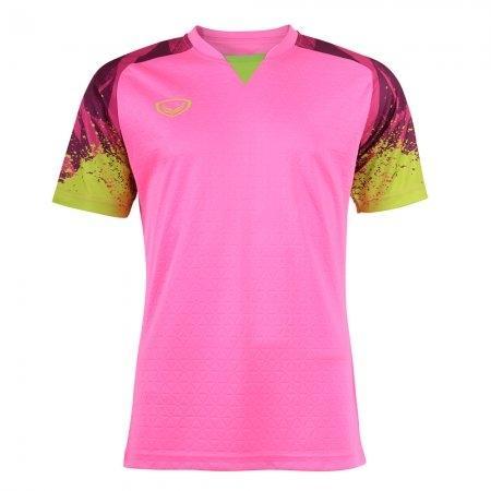 เสื้อฟุตบอลแกรนด์สปอร์ตรุ่น คาเมเลี่ยน(สีชมพู) รหัส:038300