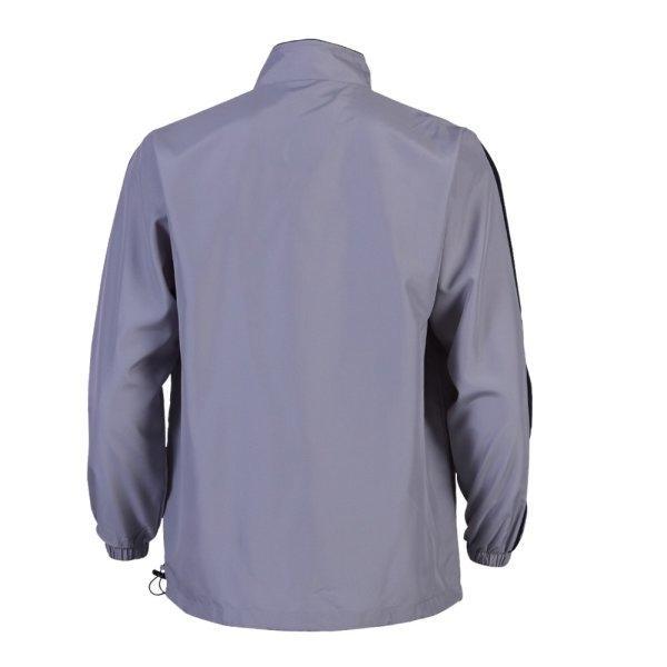 เสื้อแทร็คสูทแกรนด์สปอร์ต(สีเทาดำ) รหัส : 020201