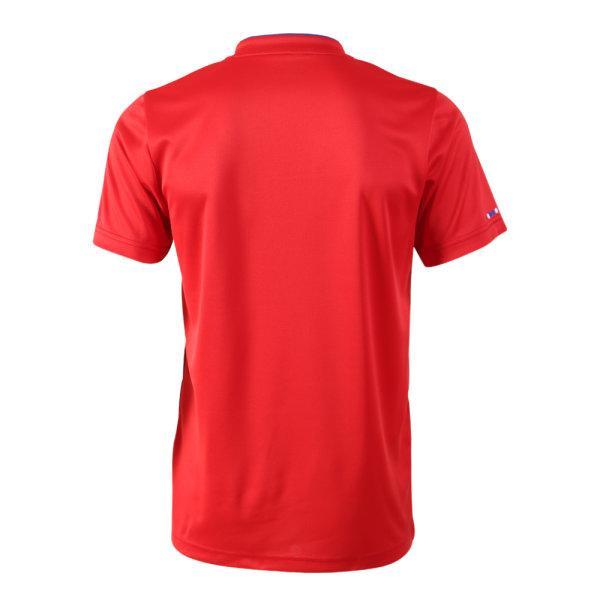 แกรนด์สปอร์ตเสื้อกีฬาวอลเลย์บอลทีมชาติ2019 (แฟนคลับ) รหัส:014279 (สีแดง)