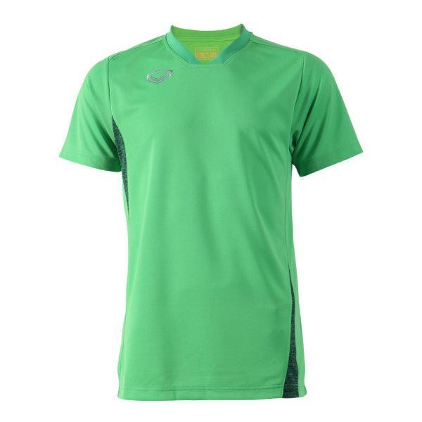 เสื้อกีฬาตัดต่อชายแกรนด์สปอร์ต (สีเขียว)รหัส:014269
