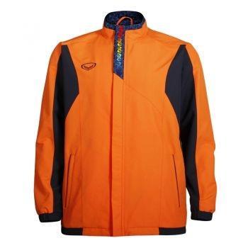 แกรนด์สปอร์ตเสื้อแทร็คสูท (สีส้มกรม) รหัสสินค้า : 020183