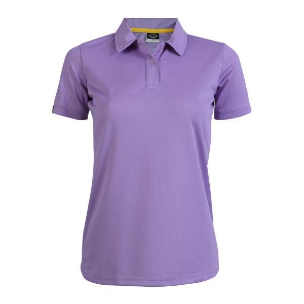 เสื้อโปโลหญิงแกรนด์สปอร์ต รหัสสินค้า : 012772 (สีม่วง)